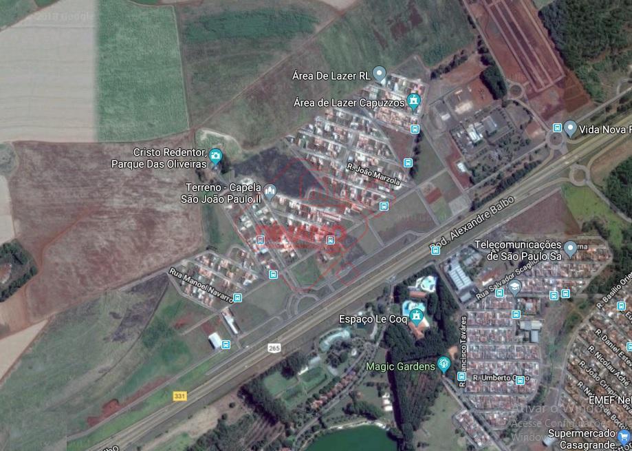 Terreno residencial à venda, Parque das Oliveiras, Ribeirão Preto.