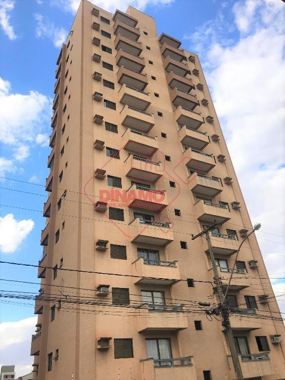 Apartamento residencial para locação, Vila Seixas, Ribeirão Preto - AP2803.