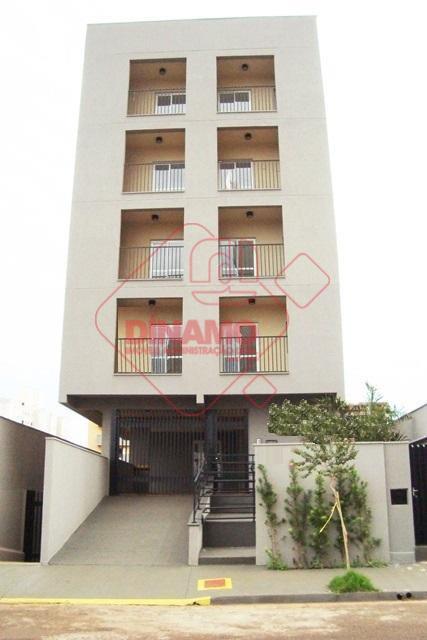 Apartamento residencial para locação, Nova Aliança, Ribeirão Preto - AP1823.