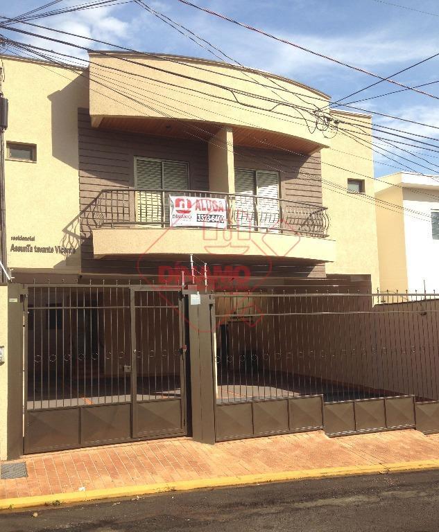 Apartamento residencial para locação, Santa Cruz, Ribeirão Preto - AP0732.