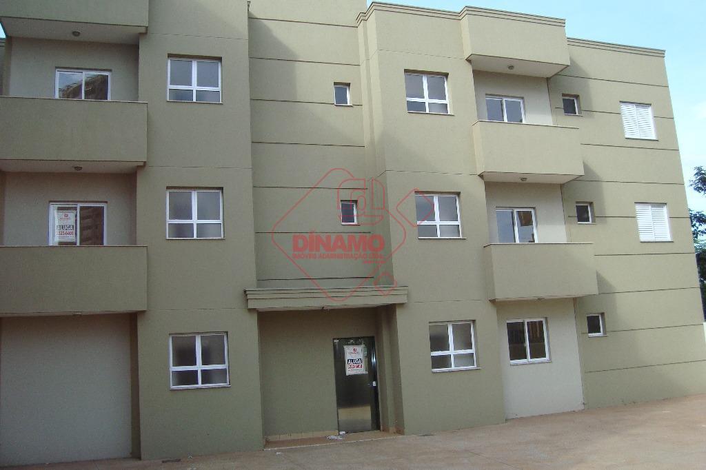 Apartamento com 1 dormitório para alugar, 50 m² por R$ 800/ano - Nova Aliança - Ribeirão Preto/SP
