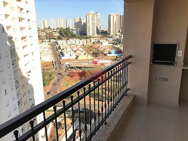 Apartamento residencial para locação, Jardim Botânico, Ribeirão Preto - AP2825.