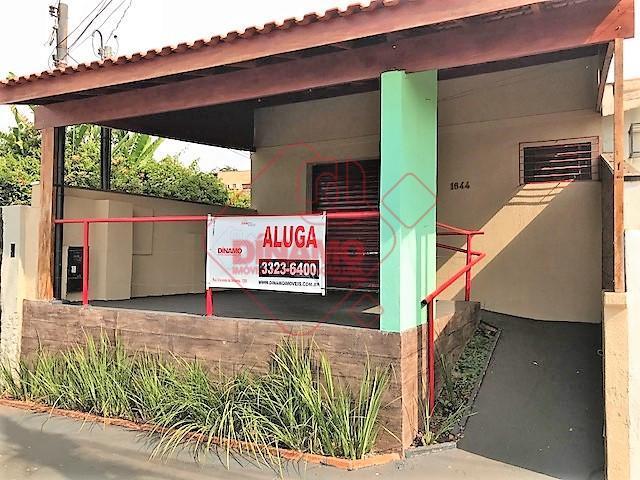 Salão comercial para locação, Vila Seixas, Ribeirão Preto - SL0153.