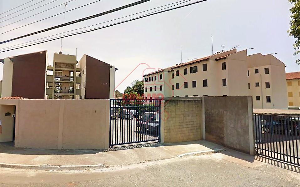 Apartamento residencial para locação, Jardim João Rossi, Ribeirão Preto - AP2828.