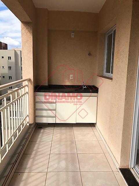 Apartamento residencial para locação, Nova Aliança, Ribeirão Preto.