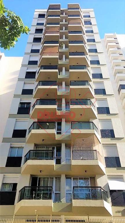 Apartamento residencial para locação, Centro, Ribeirão Preto - AP2830.