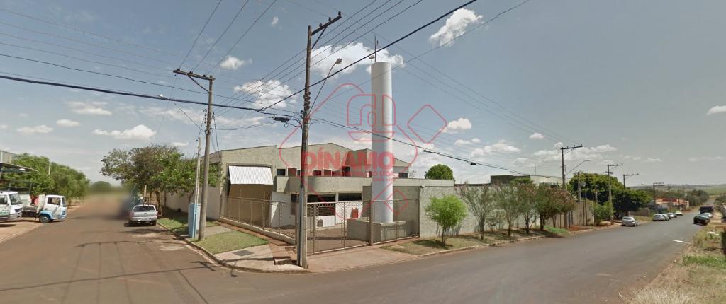 Salão comercial para venda e locação, Área Industrial Adib Rassi, Jardinópolis - SL0224.