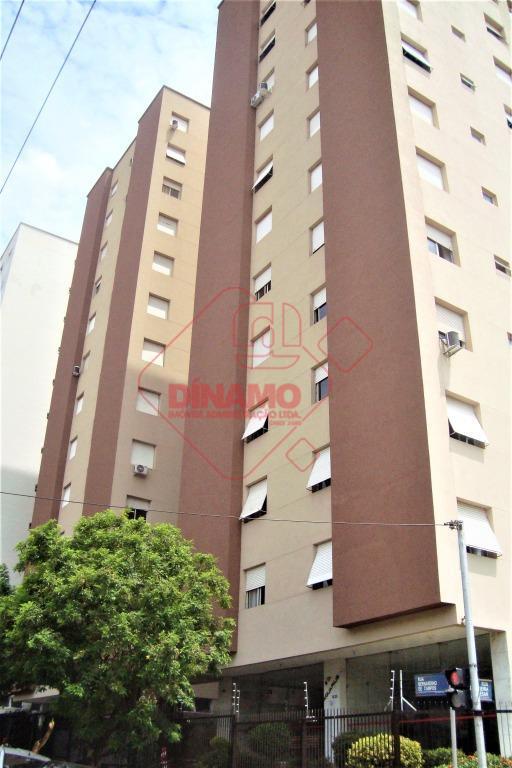 Apartamento residencial para locação, Higienópolis, Ribeirão Preto - AP0002.