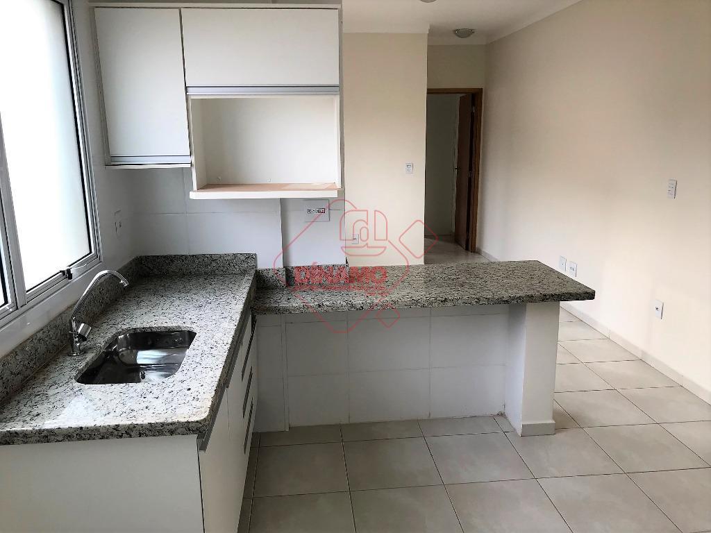 aptº. novo, frente, 01 dormitório, armários, sala, wc social (gab./blindex), cozinha c/ armários, área serviço c/...
