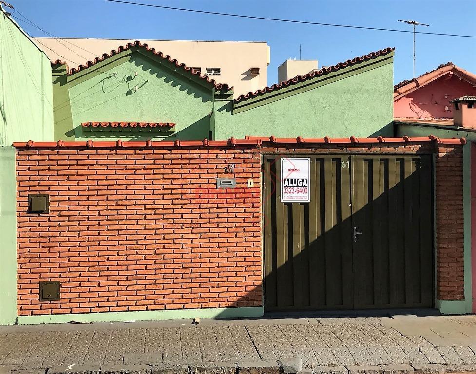 Casa residencial para locação, Jardim Paulista, Ribeirão Preto - CA0090.