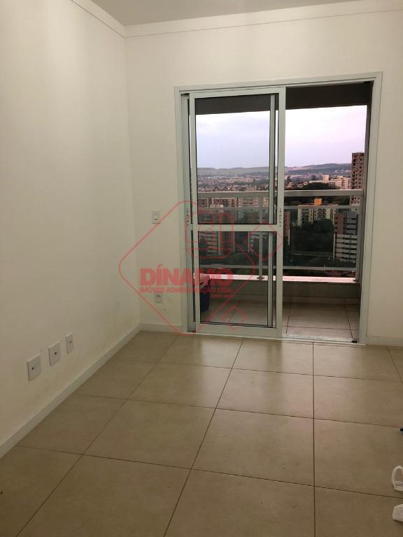 Apartamento residencial para locação, Jardim Botânico, Ribeirão Preto - AP2864.