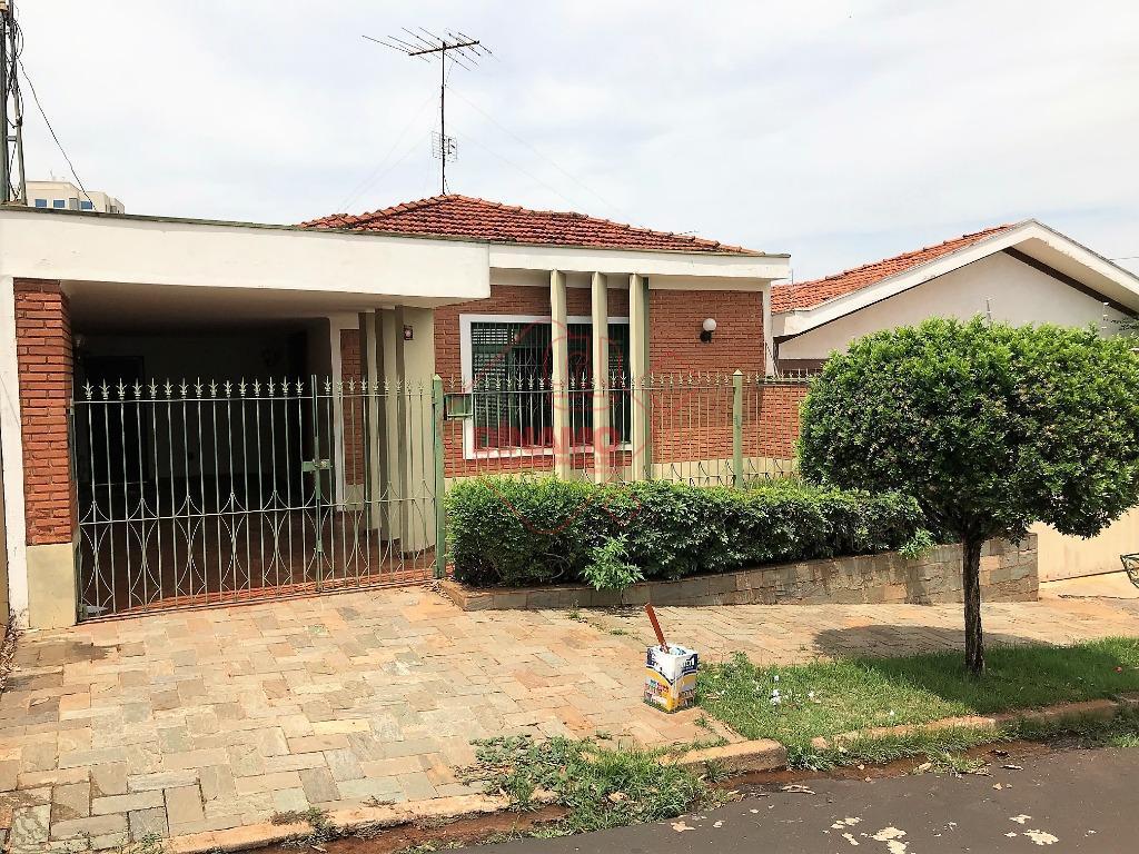 Casa residencial para locação, Jardim Macedo, Ribeirão Preto - CA1279.