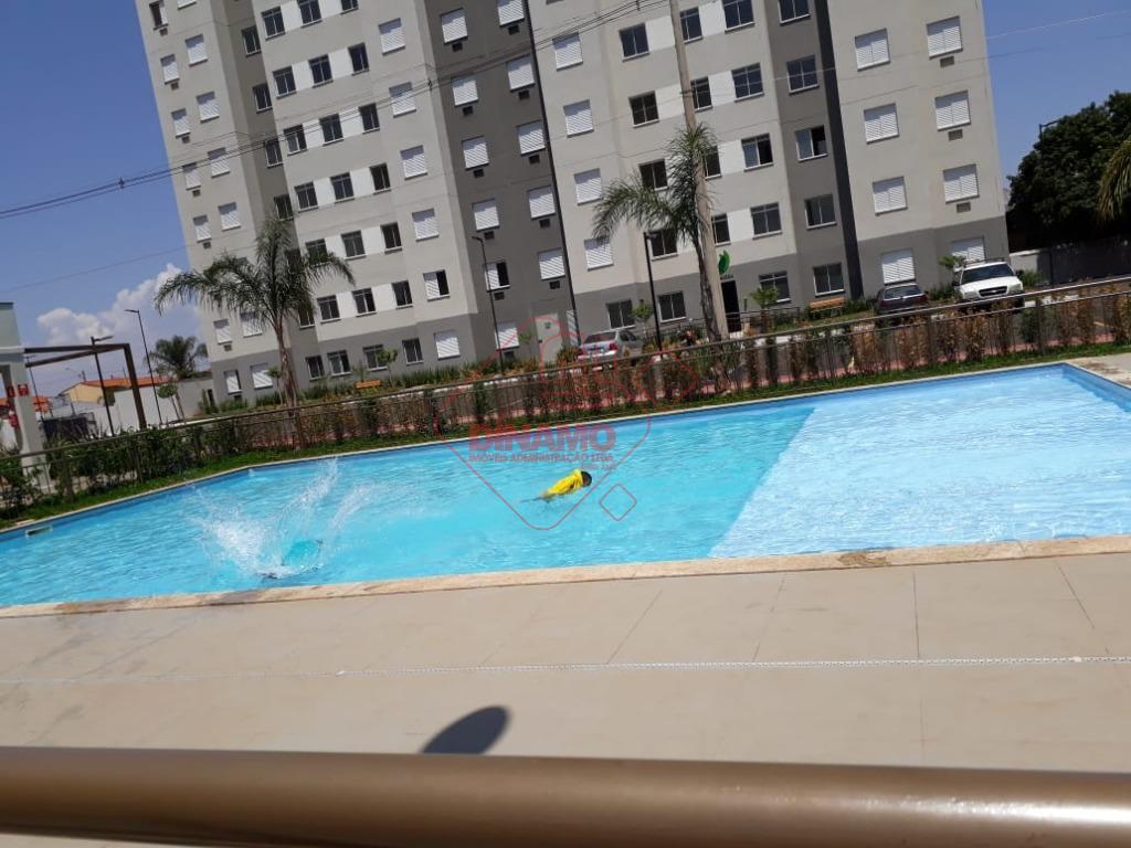 Apartamento residencial para locação, Residencial das Américas, Ribeirão Preto.