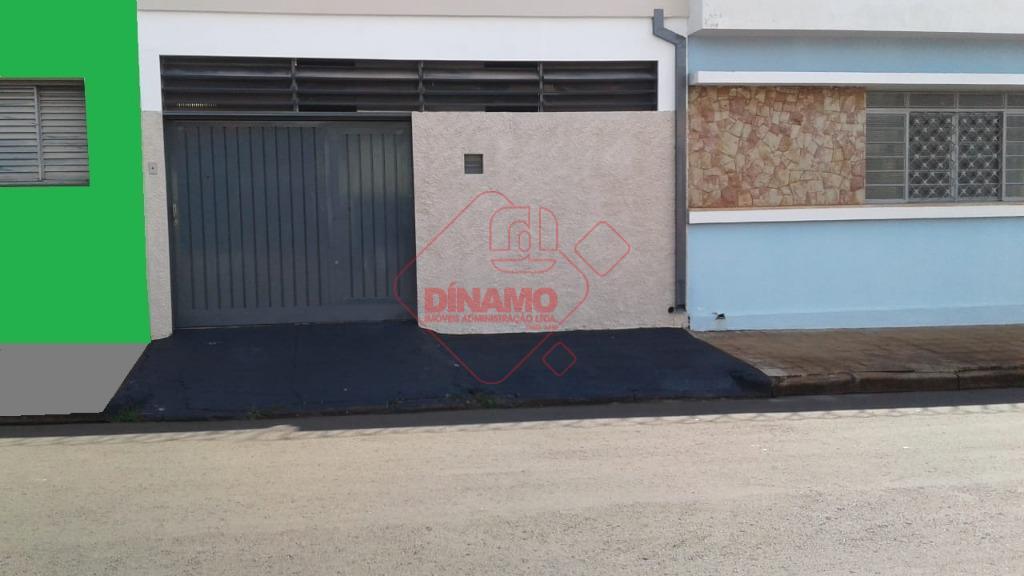 Casa à venda, - Campos Elíseos - Ribeirão Preto/SP