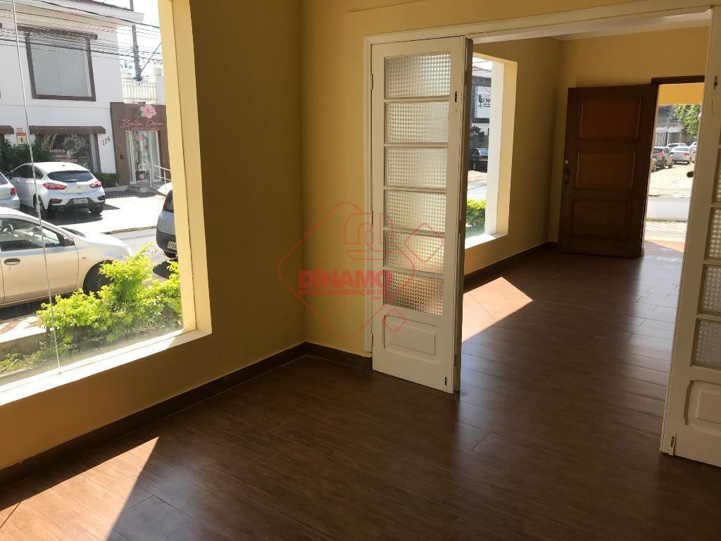 Sobrado com 4 dormitórios para alugar, 307 m² por R$ 4.500/ano - Jardim Sumaré - Ribeirão Preto/SP