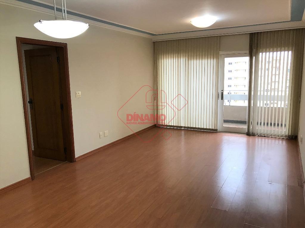 Apartamento venda/locação - Centro - Ribeirão Preto/SP