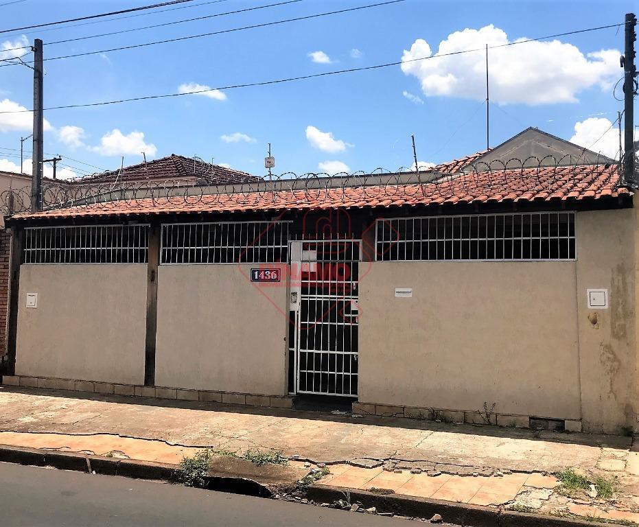 Casa à venda/locação - Campos Elíseos - Ribeirão Preto/SP