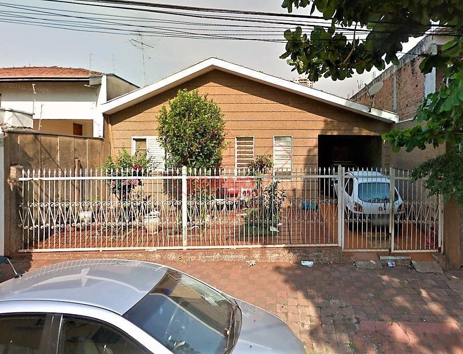 Casa à venda (Jardim Paulista) - Ribeirão Preto/SP.