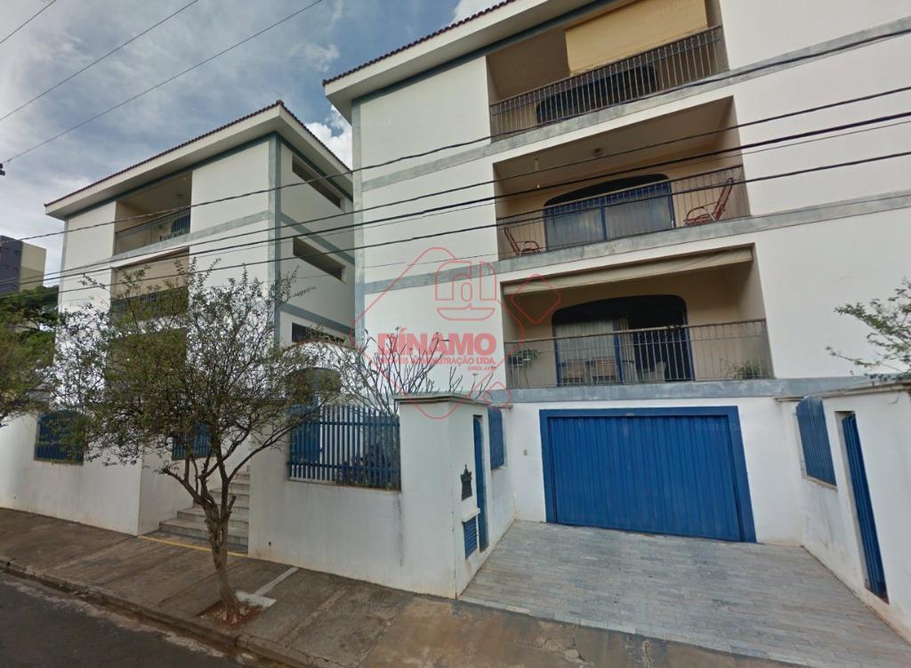 Apartamento com 3 dormitórios para alugar, 145 m² por R$ 1.000/ano - Jardim Paulista - Ribeirão Preto/SP