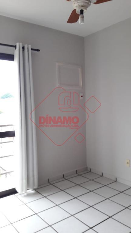 Apartamento com 01 dormitório para alugar, 31 m² por R$ 650/ano - Jardim Paulista - Ribeirão Preto/SP
