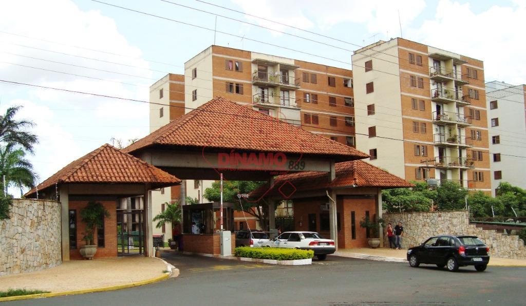 Apartamento à venda (Lagoinha) - Ribeirão Preto/SP.