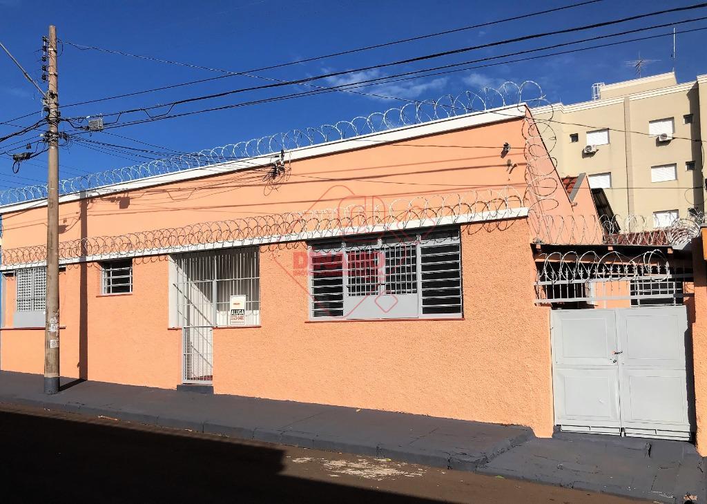 Casa (Campos Elíseos) - Ribeirão Preto/SP.