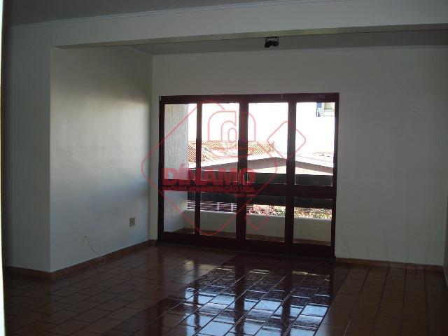 Apartamento com 2 dormitórios para alugar, 103 m² por R$ 850/ano - Parque dos Bandeirantes - Ribeirão Preto/SP