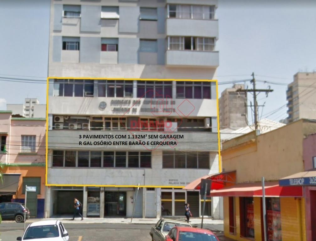 Loja à venda e locação - Centro - Ribeirão Preto/SP