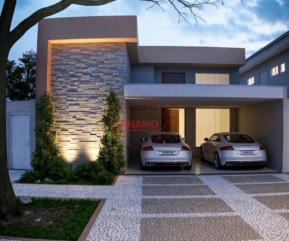 Casa à venda - Condomínio Vila Romana - Ribeirão Preto/SP