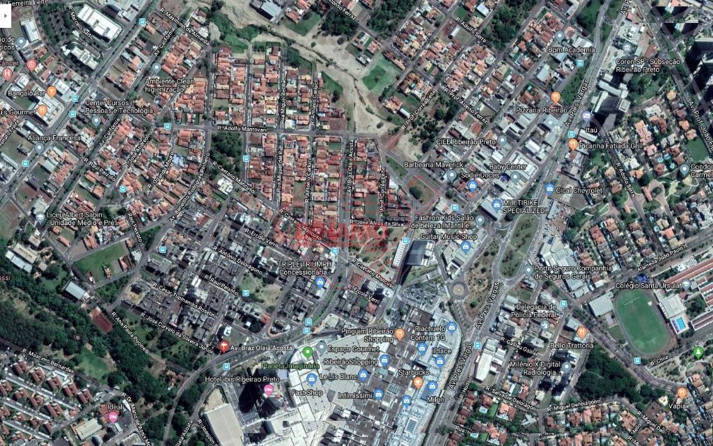 Terreno à venda - Jardim Califórnia - Ribeirão Preto/SP