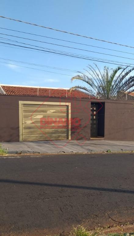 Casa à venda Palmares - Ribeirão Preto/SP