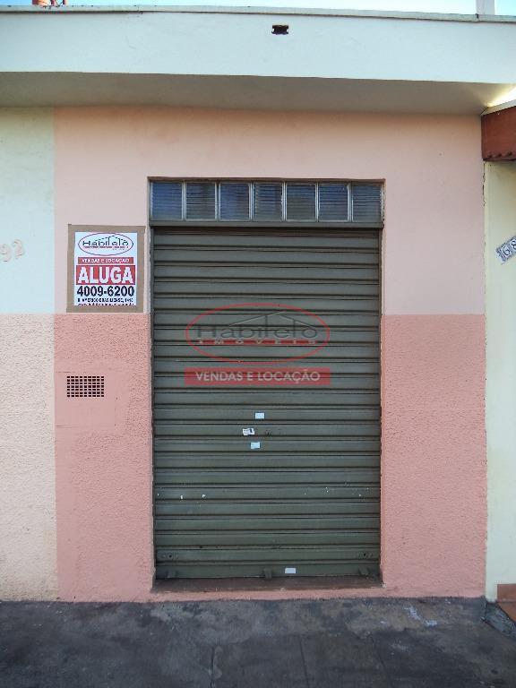 Salão comercial para locação, Jardim Paulista, Ribeirão Preto.