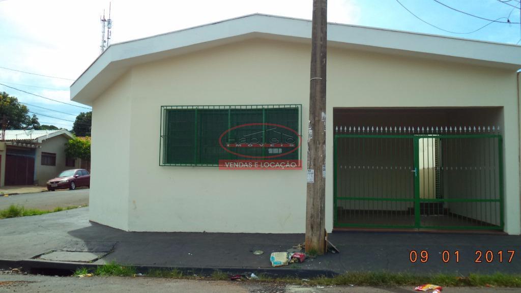 Casa residencial para locação, Ipiranga, Ribeirão Preto.