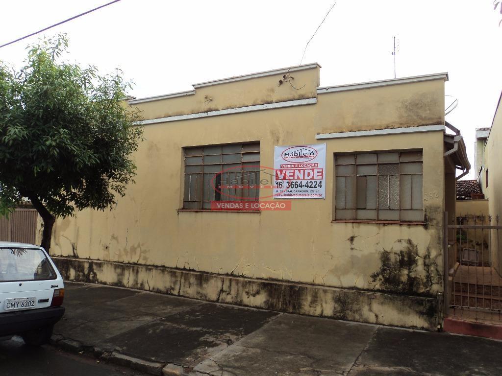 Casa residencial à venda, Centro, Brodowski.