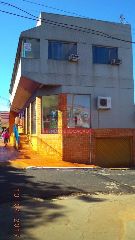 Sala comercial para locação, Jardim Paulistano, Ribeirão Preto.