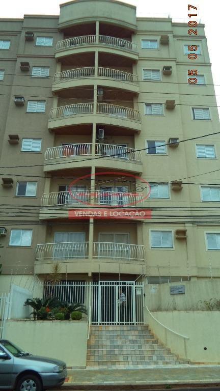 Apartamento Duplex residencial para locação, Jardim Paulista, Ribeirão Preto.