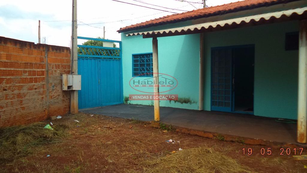 Casa residencial para locação, Jardim Professor Antônio Palocci, Ribeirão Preto.
