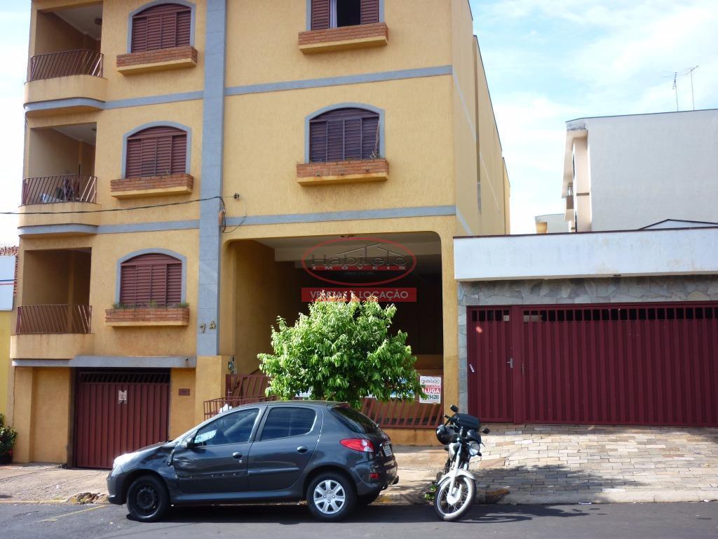 Apartamento residencial para locação, Jardim Castelo Branco, Ribeirão Preto.