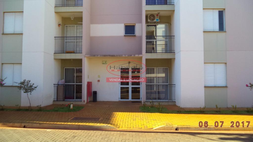 Apartamento residencial para locação, Presidente Dutra, Ribeirão Preto.