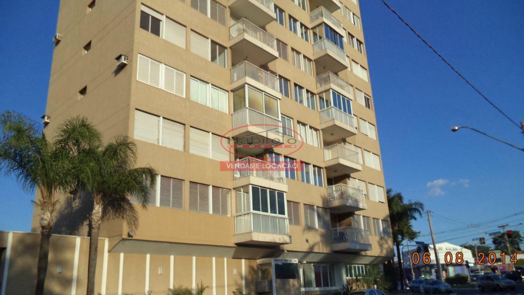 Apartamento residencial para locação, Alto da Boa Vista, Ribeirão Preto.