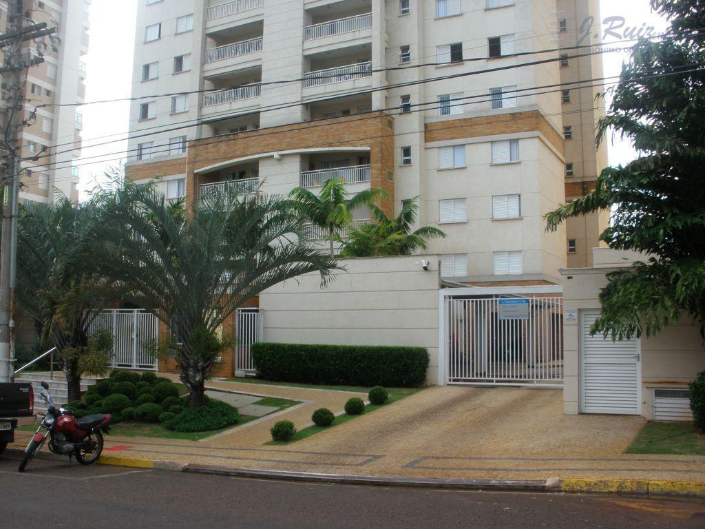 Apartamento residencial para locação, Jardim Canadá, Ribeirão Preto - AP0053.