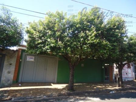 Casa residencial para venda e locação, Vila Virgínia, Ribeirão Preto - CA0133.