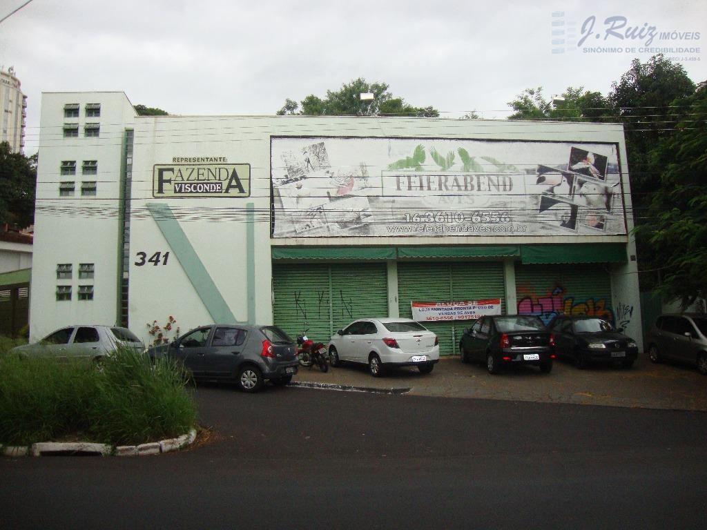 Salão  comercial para locação, República, Ribeirão Preto.