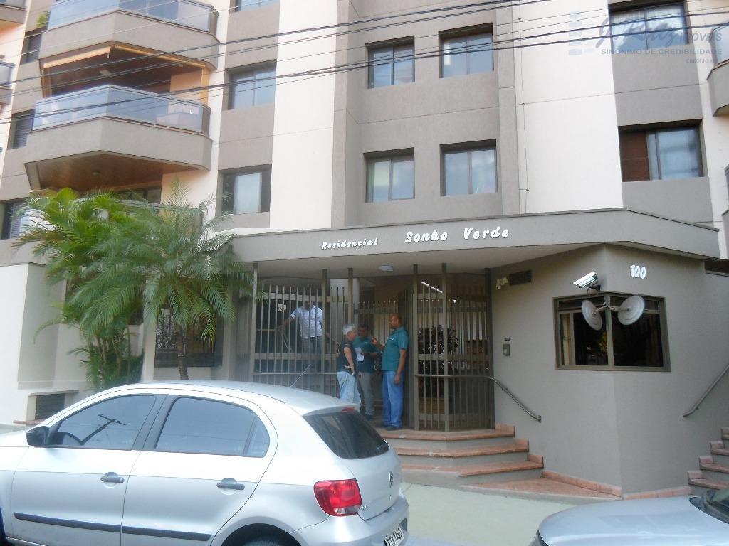 Apartamento residencial para venda e locação, Jardim Botânico, Ribeirão Preto - AP0015.