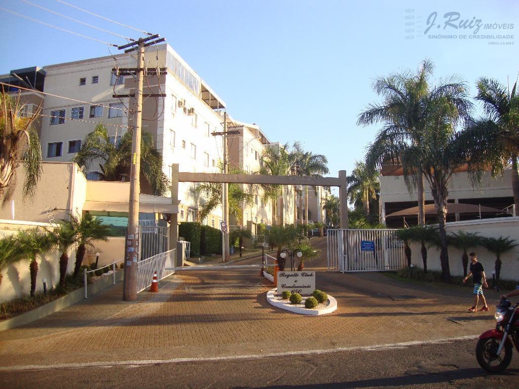 Apartamento residencial para locação, Parque Industrial Lagoinha, Ribeirão Preto.