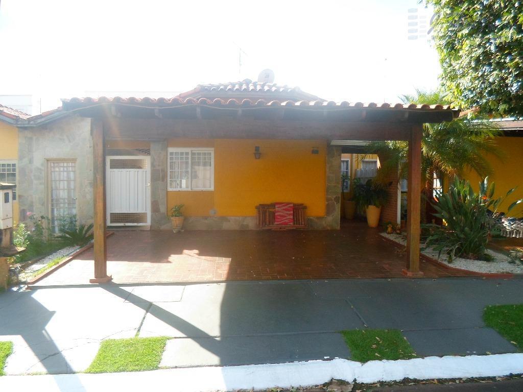 Casa residencial à venda, Parque São Sebastião, Ribeirão Preto.