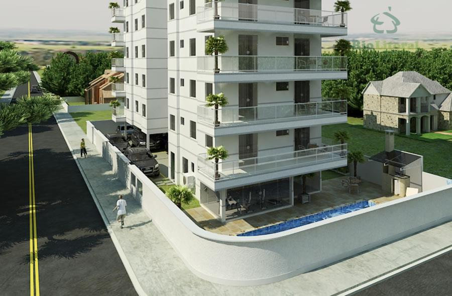 Apartamento residencial à venda, Extensão do Bosque, Rio das Ostras.