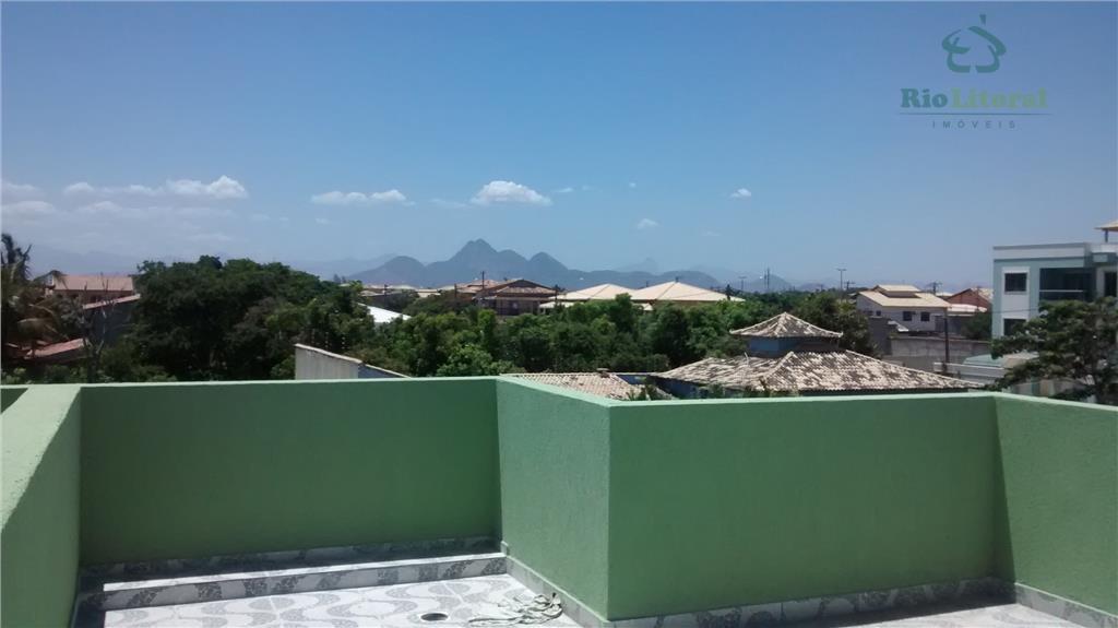 Excelente triplex com vista pro mar, 2 suítes e terraço.