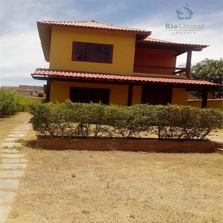 Casa residencial à venda, Chácara Mariléa, Rio das Ostras.