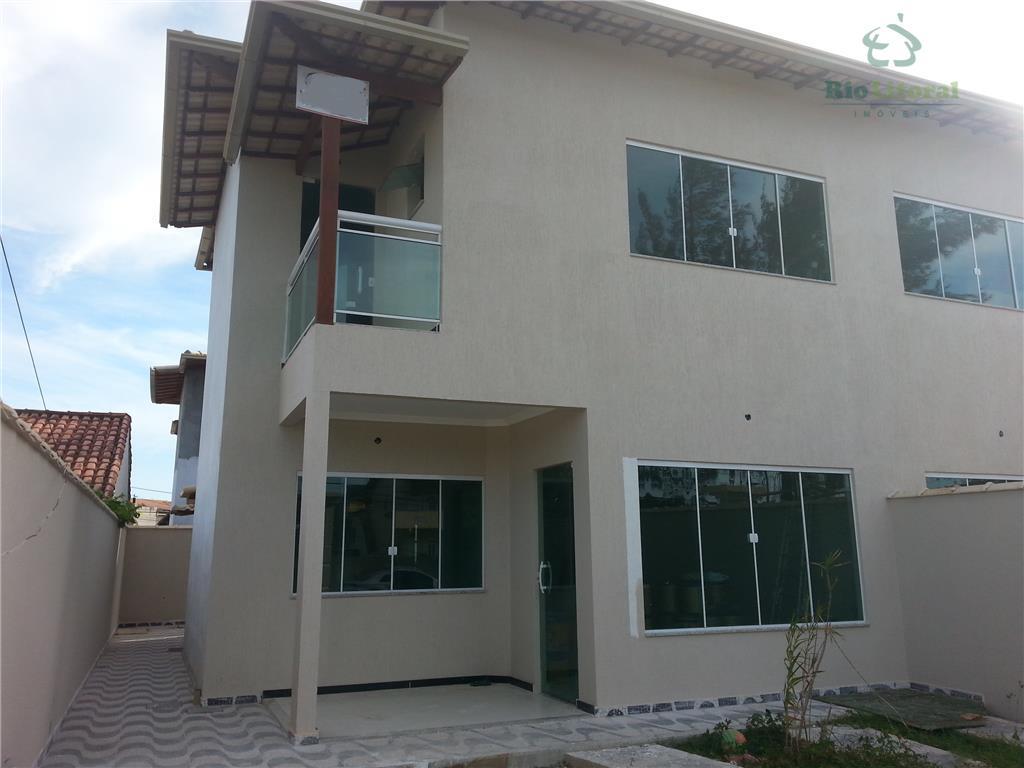 Casa residencial à venda, Extensão do Bosque, Rio das Ostras.